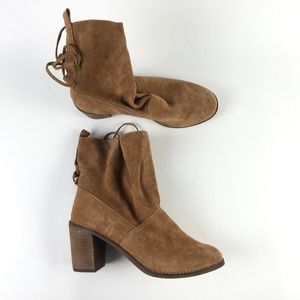 Toms Toffee Mila Booties T816174